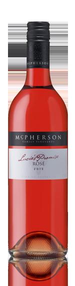 Mcpherson Lucie's Promise Cabernet Sauvignon Rosé Cabernet Sauvignon
