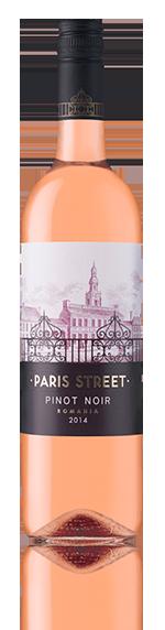 Paris Street Rose 2014 Pinot Noir