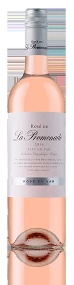 Rose De La Promenade 2014 Grenache