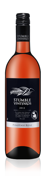 Stumble Vineyards Pinotage Rose 2012 Pinotage