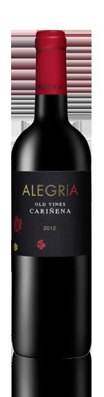 Alegria Old Vines Carinena 2012 Carignan