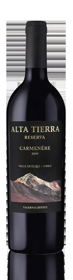 Alta Tierra Carmenere Reserva 2009 Carmenere