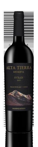 Alta Tierra Syrah Reserva 2007 Syrah