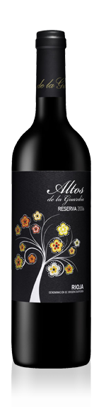 Altos De La Guardia Rioja Reserva 2006 Tempranillo