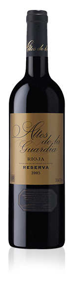 Altos De La Guardia Rioja Reserva 2005 Tempranillo