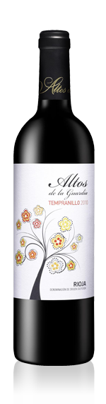Altos de la Guardia Tempranillo 2010 Tempranillo