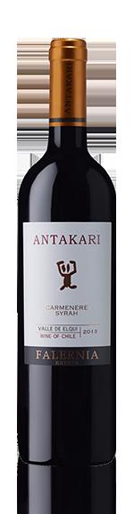 Antakari Carmenère Syrah 2013 Carmenere