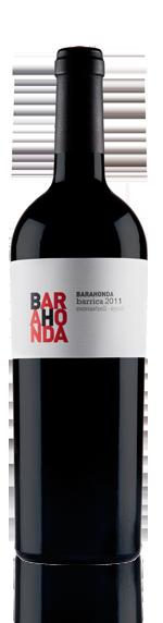 Barahonda Barrica 2011 Monastrell