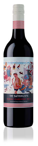 Bathing Box By De Bortoli Shiraz Cab 2013 Shiraz