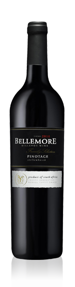 Bellemore Family Selection Pinotage 2010 Pinotage
