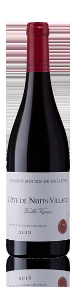 Maison Roche De Bellene Cotes De Nuits Villages 2012 Pinot Noir