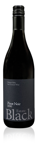 Black Estate Pinot Noir 2013 Pinot Noir