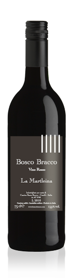 Bosco Bracco La Martleina 2010 Barbera
