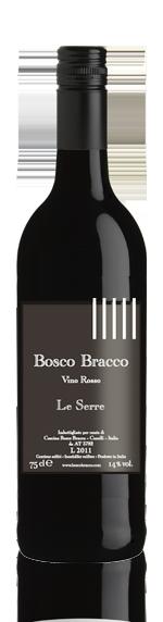 Bosco Bracco Le Serre 2011 Barbera
