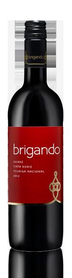 Brigando Shiraz Tinta Roriz Touriga Nacional 2012 Blend