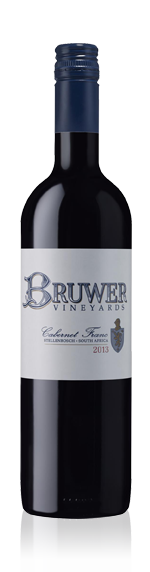 Bruwer Vineyards Cabernet Franc Cabernet Franc