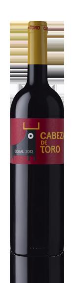Cabeza De Toro Bobal 2013 Bobal
