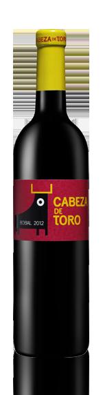 Cabeza de Toro Bobal 2012 Bobal