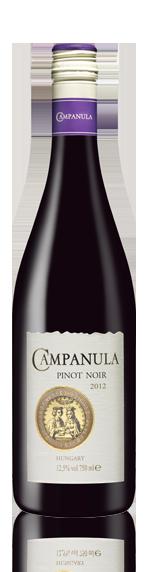 Campanula Pinot Noir 2012 Pinot Noir