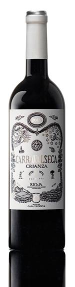 Carravalseca Rioja Crianza 2012 Tempranillo
