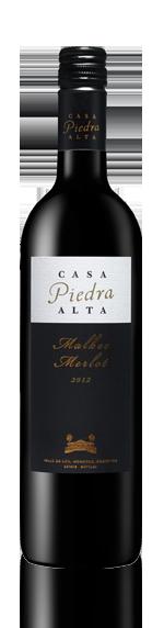 Casa Piedra Alta Malbec Merlot 2012 Malbec