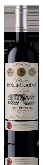 Ch Belair-Coubet 2012 Merlot