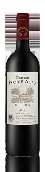 Château Florie Aude 2010 Merlot