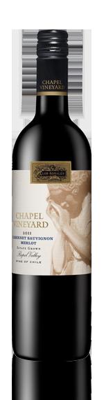 Los Rosales Chapel Vineyard Cabernet Sauvignon Merlot 2011 Blend