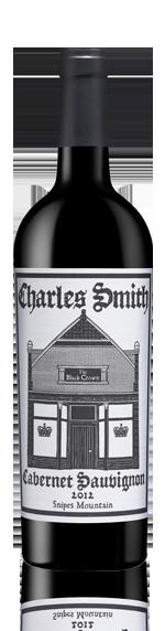 Charles Smith Black Crown Cabernet Sauvignon 2012 Cabernet Sauvignon