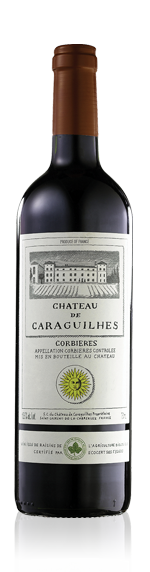 Caraguilhes Classique Red 2012 Syrah