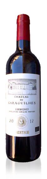 Caraguilhes Prestige Red 2012 Syrah