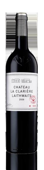 Château La Clarière Laithwaite 2008