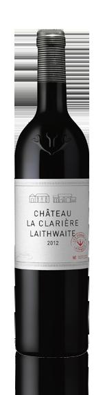 vin Château La Clarière Laithwaite 2012 Merlot