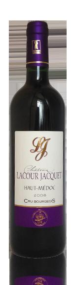 Château Lacour Jacquet Haut Medoc 2008 Blend