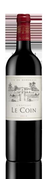 Château Le Coin 2012 Merlot