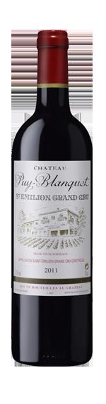 Château Puy Blanquet Saint-Émilion Grand Cru 2011 Blend