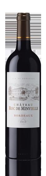 Château Roc De Minvielle 2012 Merlot