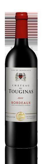 Château Touginas 2010 Blend