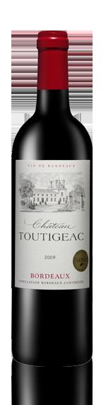 Château Toutigeac 2009 Cabernet Franc