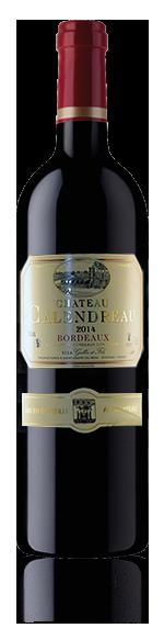 Château Calendreau 2014 Merlot