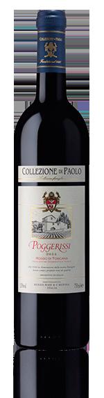 Collezione Di Paolo Poggerissi Igt 2014 Sangiovese