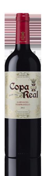Copa Real Tinto 2012 Tempranillo