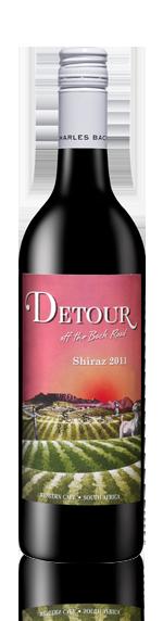 Detour Shiraz 2011 Shiraz