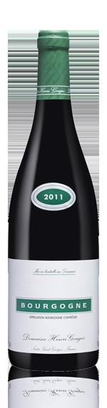 Domaine Henri Gouges Bourgogne Pinot Noir 2011 Pinot Noir