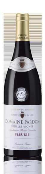 Domaine Pardon Vieilles Vignes 2012 Gamay