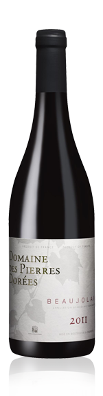 Domaine des Pierres Dorees Beaujolais 2011 Gamay