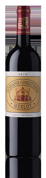 Domaine Ginestieres Merlot 2014 Merlot