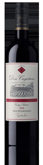 Don Cayetano Cabernet Sauvignon 2014 Cabernet Sauvignon