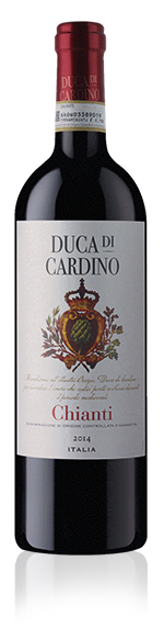 Duca Di Cardino Chianti Docg 2014