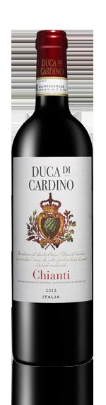 Duca Di Cardino Chianti 2012 Sangiovese